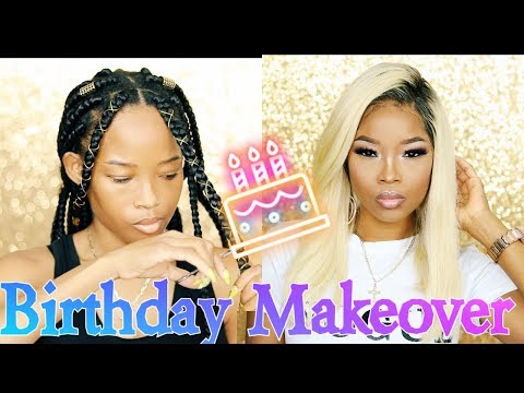 Birthday Makeover | Makeup Tutorial Included thumbnail