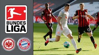 Eintracht Frankfurt vs FC Bayern München ᴴᴰ 20.02.2021 - 22.Spieltag - 1. Bundesliga