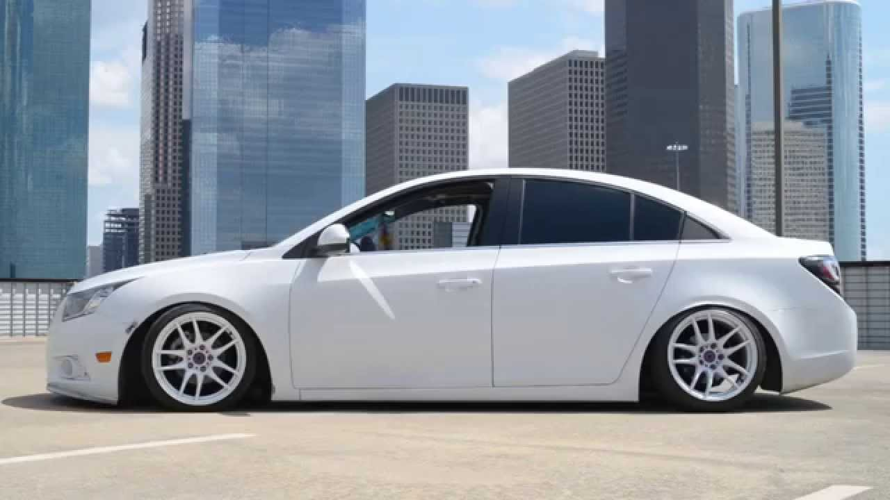 Chevrolet Cruze Modifiye Stanced Chevy Cruze Youtube