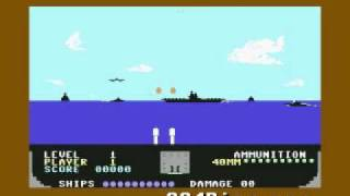 Beach Head - Commodore C64