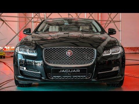 Мероприятие Jaguar. Тест-драйв Jaguar XF. Обзор XJ Long. + Новый LR Discrovery