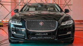 видео Новый Jaguar (Ягуар) XF 2016 года