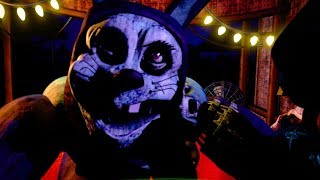 FACE TO FACE WITH TWISTED BONNIE... || FNAF The Twisted Carnival