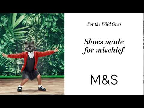 M&S   For The Wild Ones