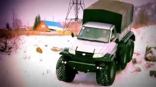 all-terrain vehicle-YAMAL... made in RUSSIA