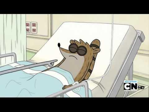 Mordecai Punches Benson [HD]