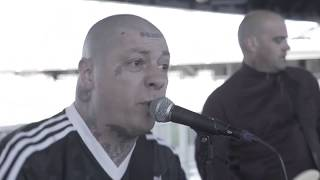 The Old Firm Casuals - Never Say Die - OFFICIAL MUSIC VIDEO