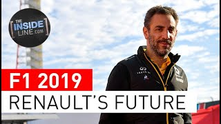 RENAULT: BUILDING FOR 2020