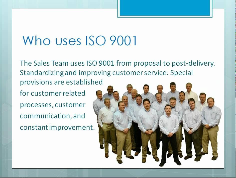 What is ISO 9001? - YouTube