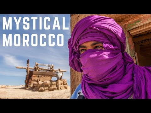 The Story Behind An Epic Moroccan Timelapse