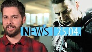 Resident Evil 7 DLC wegen zu geringer Qualität verschoben - Vanquish für PC - News