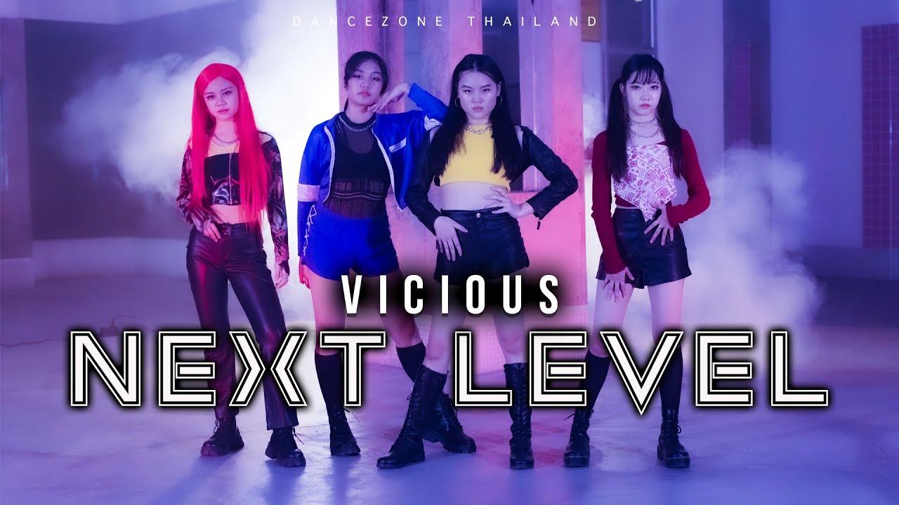 aespa 에스파 'NEXT LEVEL' Dance cover by VICIOUS [ DANCEZONE THAILAND ]