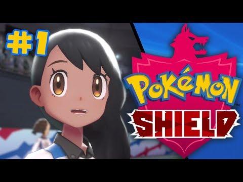 Pokémon Shield | Old Kim Shouts at Sky #1