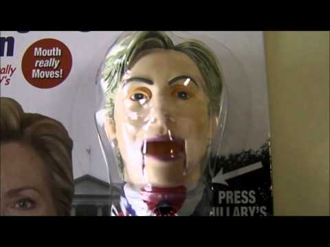 Hillarious Hillary Laughing Pen #HILLARYPEN