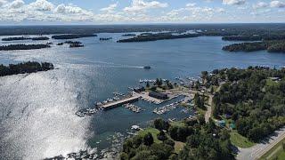 Preview of stream Hucks Marine & Resort - GH Huck Building Live View