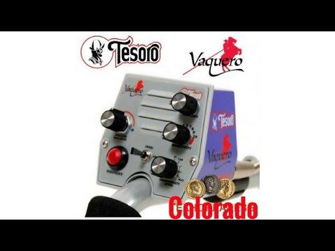 Test Wykrywaczy Metali Tesoro Vaquero, Garret ACE250