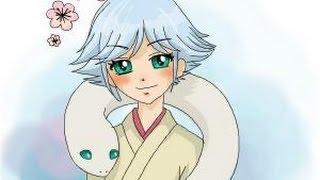 How to draw Mizuki from Kamisama Hajimemashita