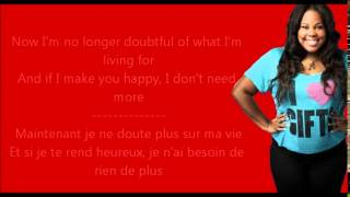 Glee - (You make me feel like) A Natural Woman / Paroles & Traduction
