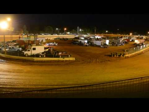 some of the fuel race at Hartwell speedway 5/21/16