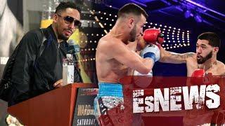 Andre Ward breaks down lomachenko win over rigondeaux EsNews Boxing