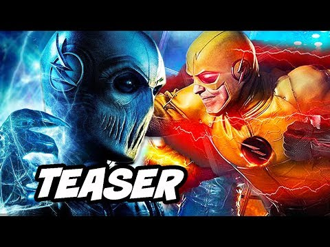 The Flash Season 5 Why Zoom Reverse Flash Return and Crossover Promo