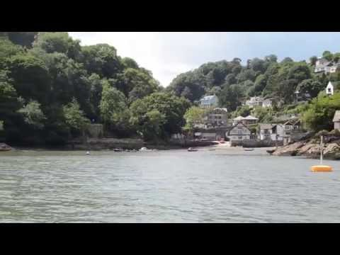 Dartmouth By Video - The Castle Ferry