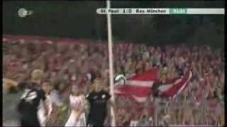 St.Pauli - Bayern München Pokal 06/07