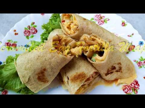 scrambled-egg-tortila-wrap-|-simple-and-healthy-recipes