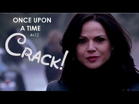 Once Upon a Time Crack! - Darkness On The Edge Of Town [4x12]