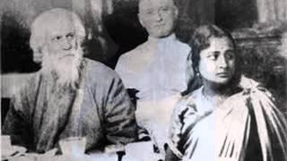 Rabindranath ar Ami (sraboner dharar moto poruk jhore)