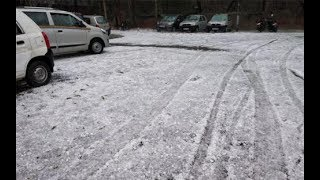 Hailstorms hits several parts of Delhi-NCR