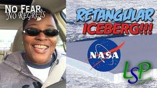 TECH TUESDAY | The Ice Bridge (GEOMETRIC ICEBERG)