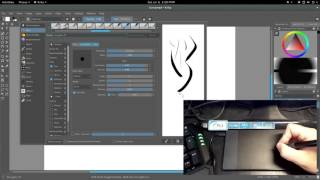 Huion 420 USB Art Design Graphics Drawing Tablet Board & Digital Pen Review