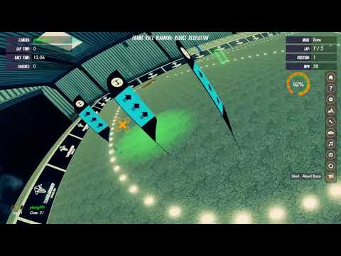 velocidrone wcdrl cracking 11s - YouTube