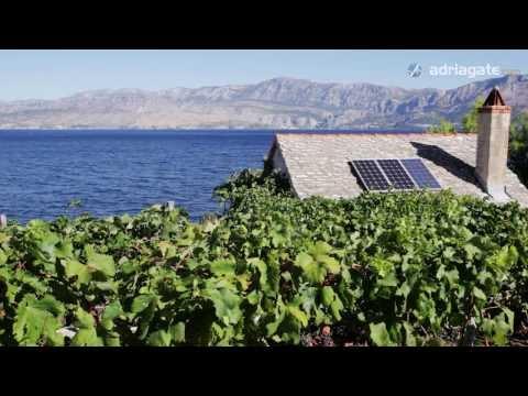 Remote cottages in Croatia - Adriagate.com