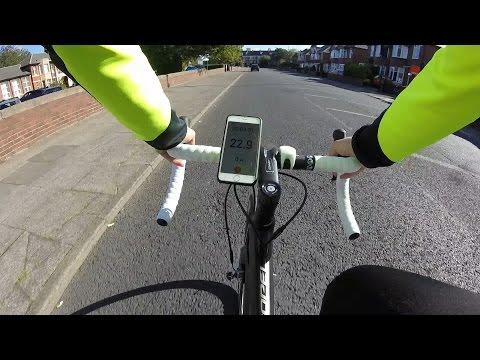 Road Bike vs Hybrid Bike: A Small Test