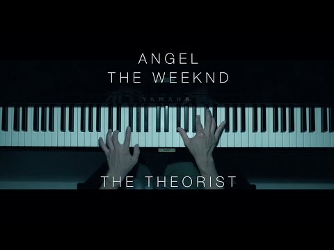 The Weeknd - Angel | The Theorist Piano Cover
