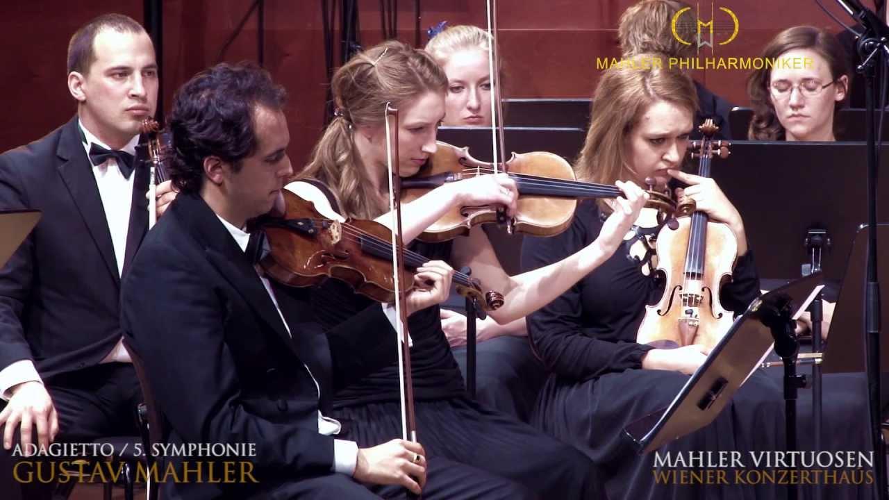 Mahler: Symphony No. 5 (Adagietto) / Mahler Philharmoniker