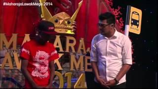Maharaja Lawak Mega 2014 - Kerusi Panas 2 (Cak)