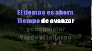 Canto de Victoria   Danny Berrios pista