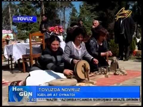 TOVUZDA  NOVRUZ BAYRAMI