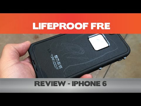 LifeProof Fre Review for the iPhone 6  Sucks the joy out of using your iPhone!