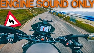 KTM 790 Adventure on famous Großglockner road [RAW Onboard]