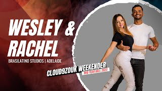 Wesley & Rachel demo 1 -  Cloud9Zouk Weekender Mid Year Ball 2021