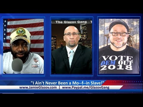 """Glazov Gang: """"I Ain't Never Been a Mo--f--in Slave!"""""""