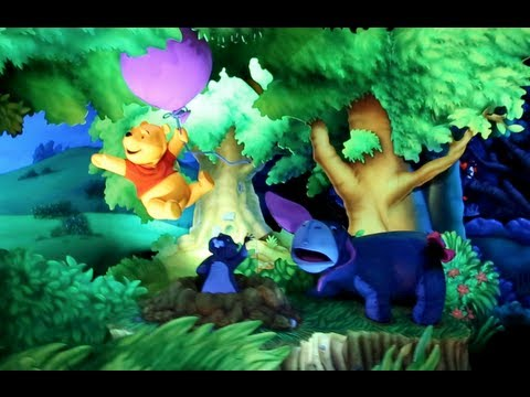 The Many Adventures of Winnie the Pooh (Full Ride) - HD POV