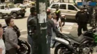 ¿Malandros o Policías Metropolitanos?
