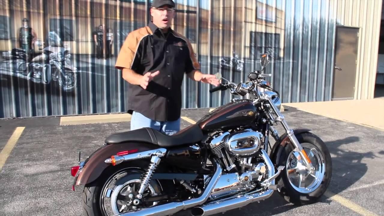 2013 Harley-Davidson Sporster 1200 Custom 110th Anniversay Edition ...