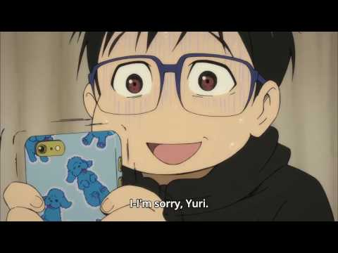 Yuri!!! On Ice funny moments