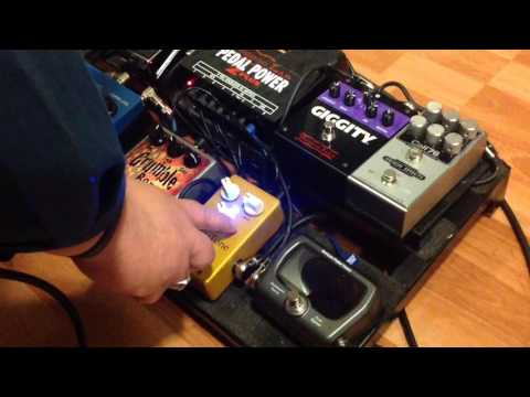 Johnny Hiland and the Carl Martin PlexiTone pedal part 1